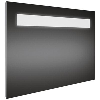 Огледало с вградено осветление 90 cm