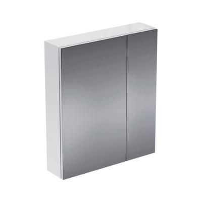 Горен шкаф огледало - две врати, 60 cm