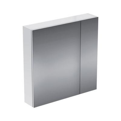 Горен шкаф огледало - две врати, 70 cm
