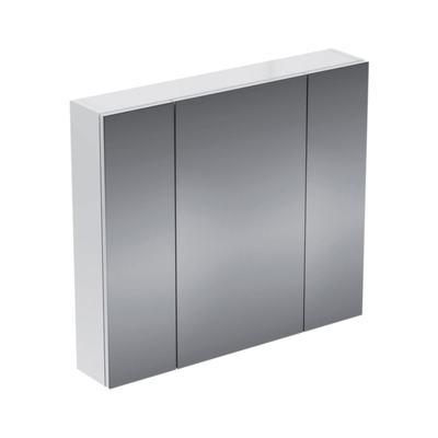 Горен шкаф огледало - две врати, 80 cm