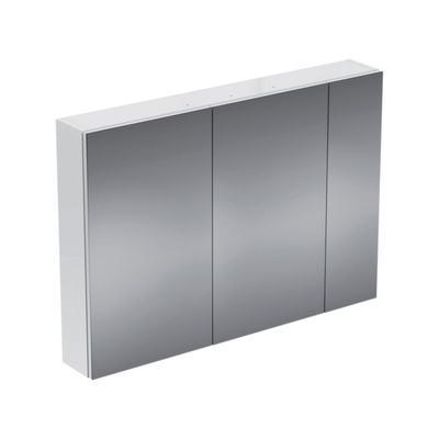 Горен шкаф огледало - две врати, 100 cm