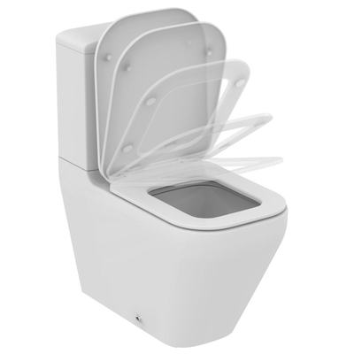 Floor standing WC bowl BTW for combination - AquaBlade®