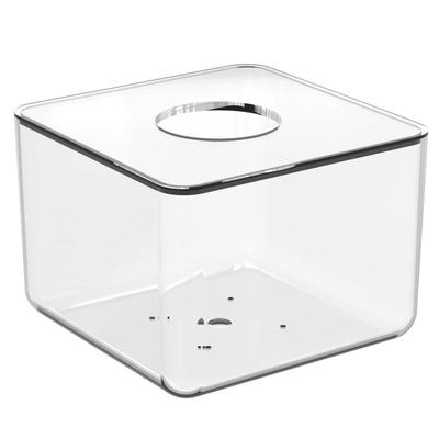 Transparent Box with lid
