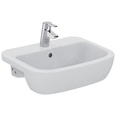 Semi-countertop basin 55 cm