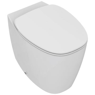 Back-to-Wall WC Bowl with AquaBlade®