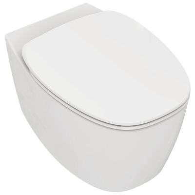 Wall Mounted WC Bowl with AquaBlade®
