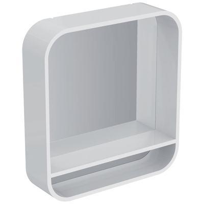 Specchio con mensola Dea 60 cm
