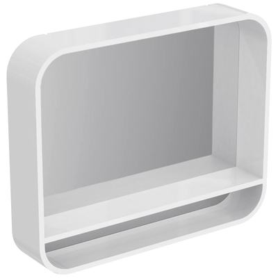 Specchio con mensola Dea 80 cm