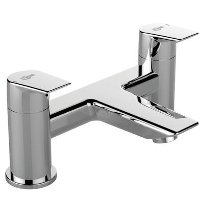 2 hole dual control bath filler