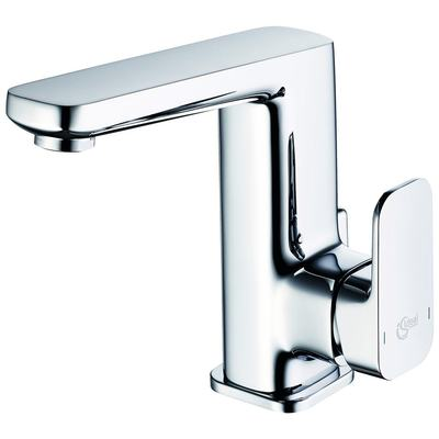 Single Lever High spout basin mixer with Pop up Waste