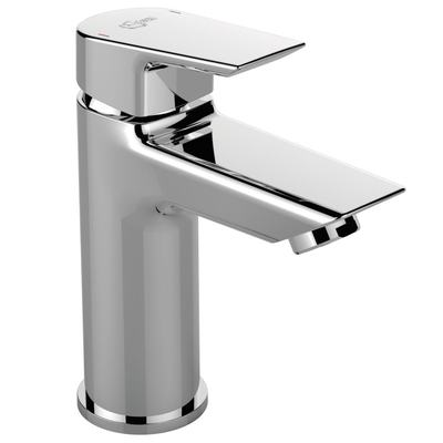One hole basin mixer without pop-up waste, 5 l/min