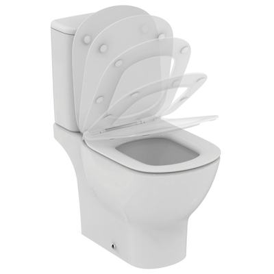 Floor standing WC bowl for combination - AquaBlade®