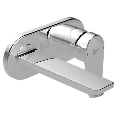 single lever built In basin mixer