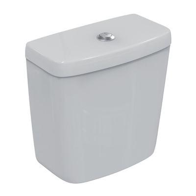 Zbiornik do kompaktu WC, doprowadzenie wody z dołu, zbiornik 3/6 l