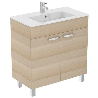 Floor standing Basin unit 80 cm