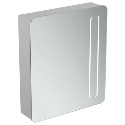 Mirror Cabinet High 60x70 cm