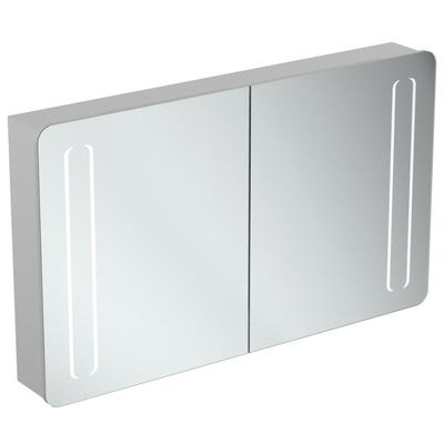 Mirror Cabinet High 120x70 cm