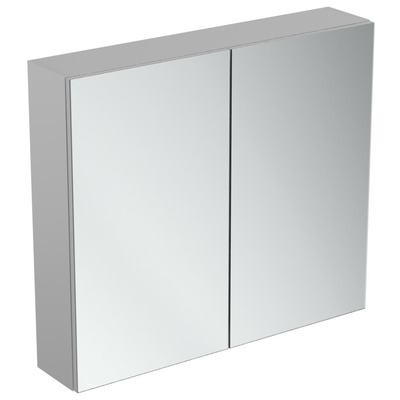 Mirror Cabinet Low 80x70 cm