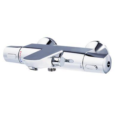 A5633AA Термостатен смесител за вана/душ Хром