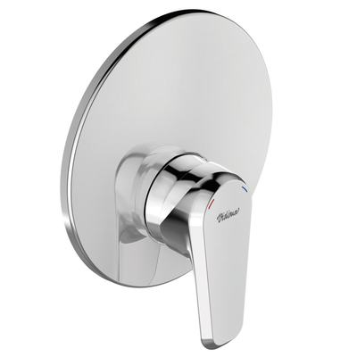 Built-in shower mixer Chrome