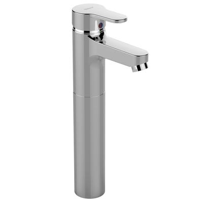 Bateria umywalkowa jednootworowa 250 mm Chrom