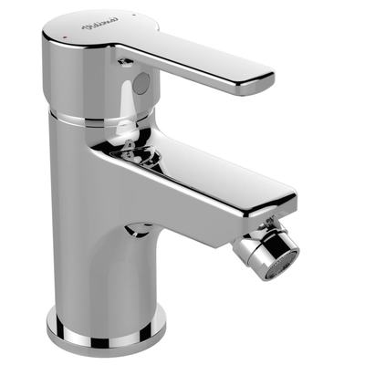 One-hole bidet mixer Chrome