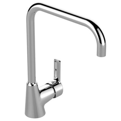 High Spout kitchen mixer Chrome