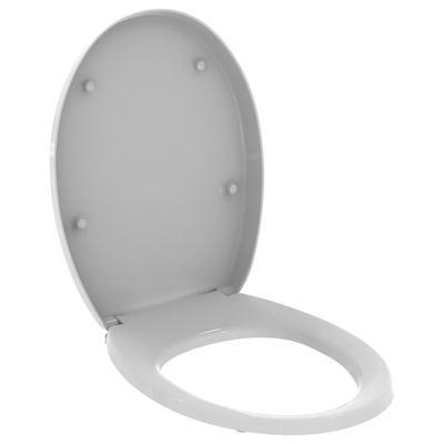 Тоалетна седалка Бял
