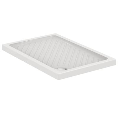 Rectangular Shower Tray 120х80 cm Euro White