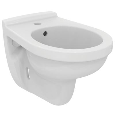 Wall mounted bidet Euro White
