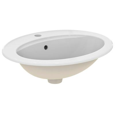 Countertop Basin 56 cm Euro White