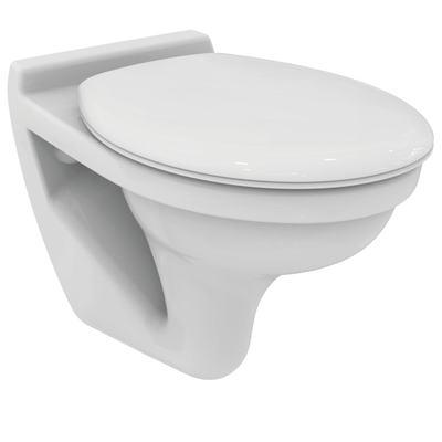 W704501 Конзолна тоалетна чиния Бял