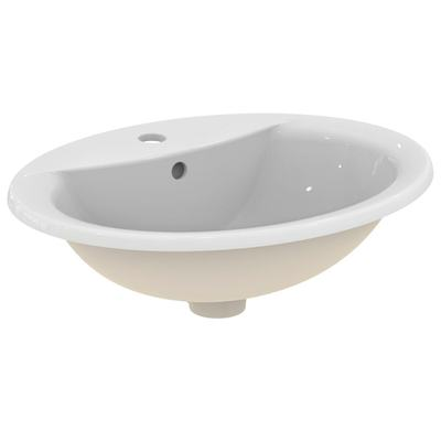 Countertop Basin 55 cm Euro White