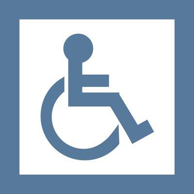 Adapté aux personne a mobilité réduite