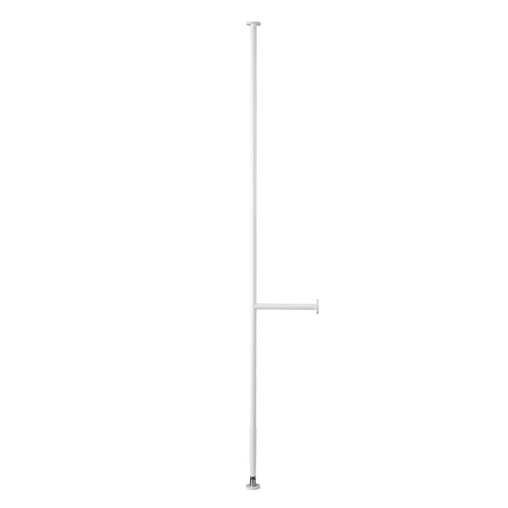 CONTOUR 21 Стойка регулируемая пол-потолок с горизонтальной опорой 40 см