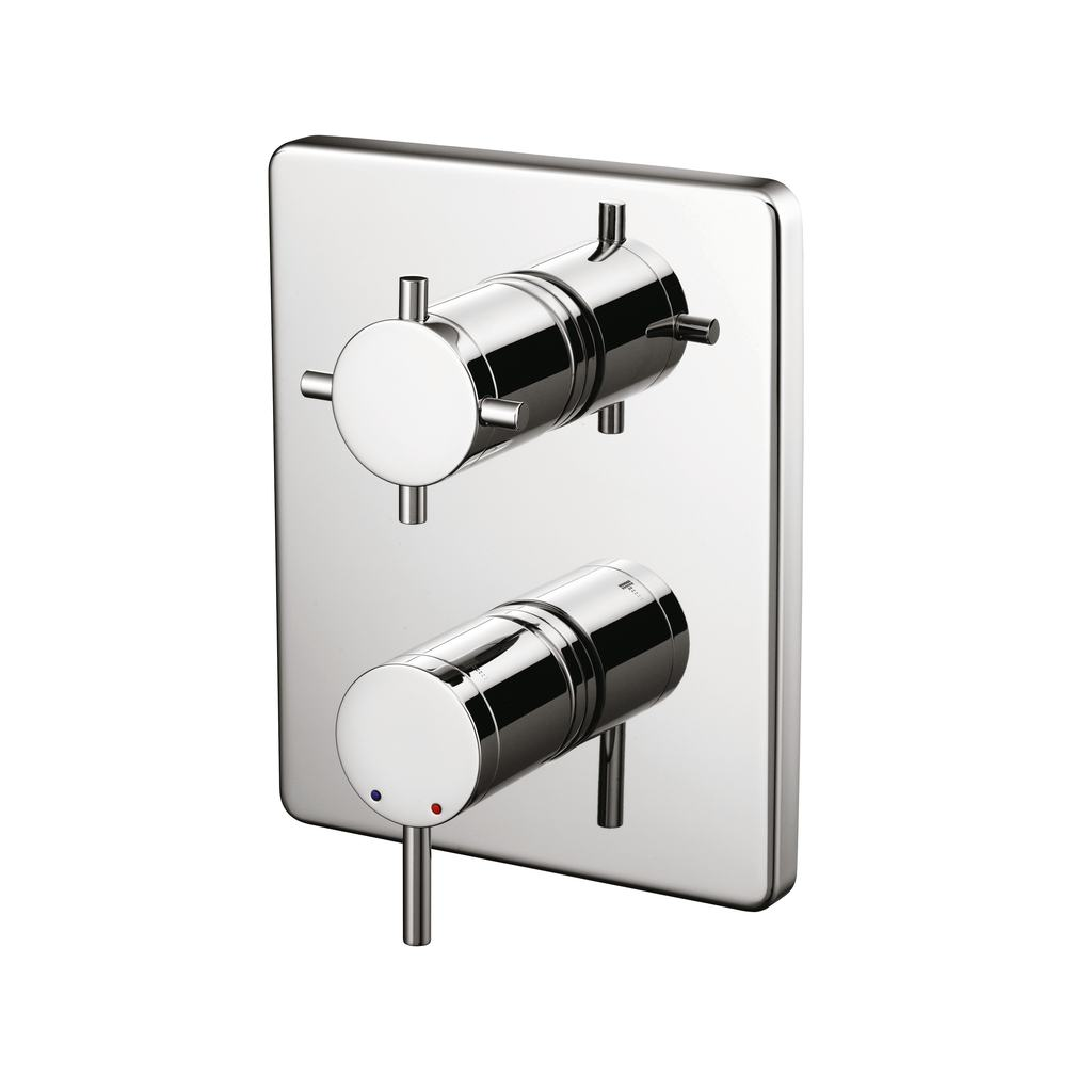 Product details: A3974 | Faceplate and Handles for TT Valve | Ideal ...