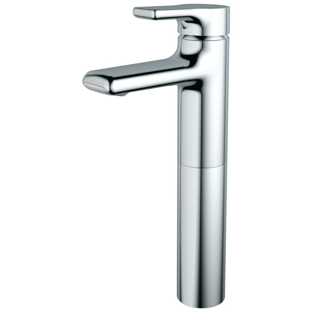 Tall Basin Mixer with Classic Outlet (without waste)