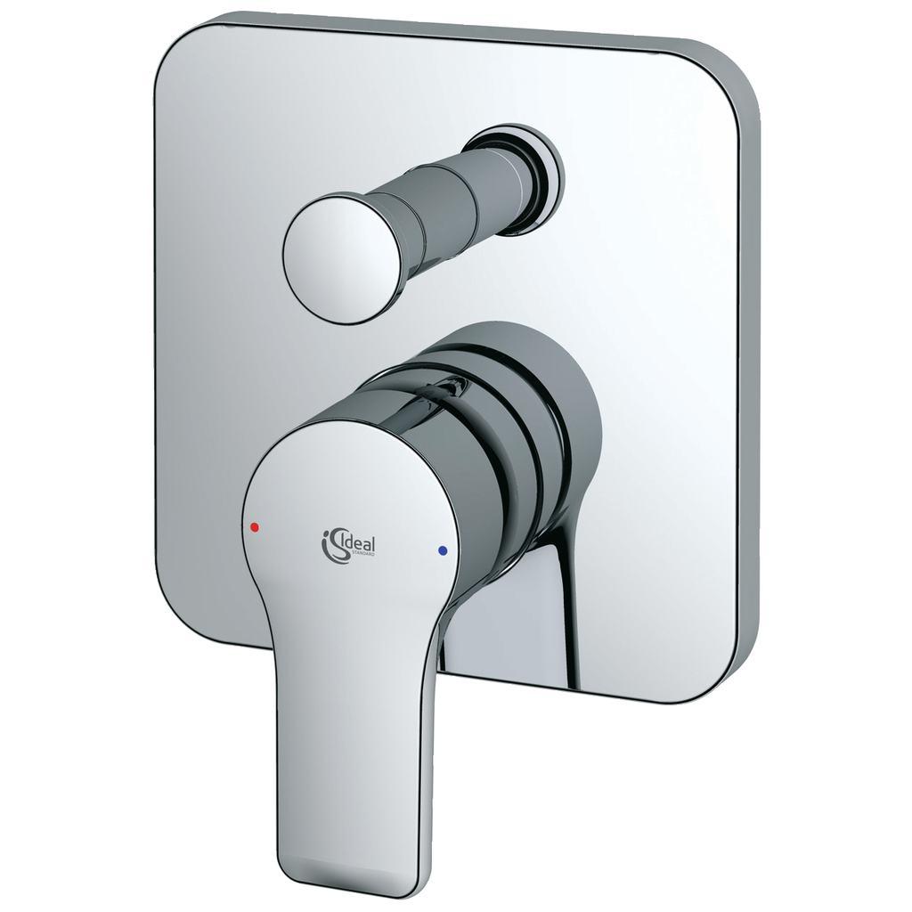 ATTITUDE встраиваемый смеситель для ванны/душа, комплект №2, для монтажа с комплектом EASYBOX A1000NU