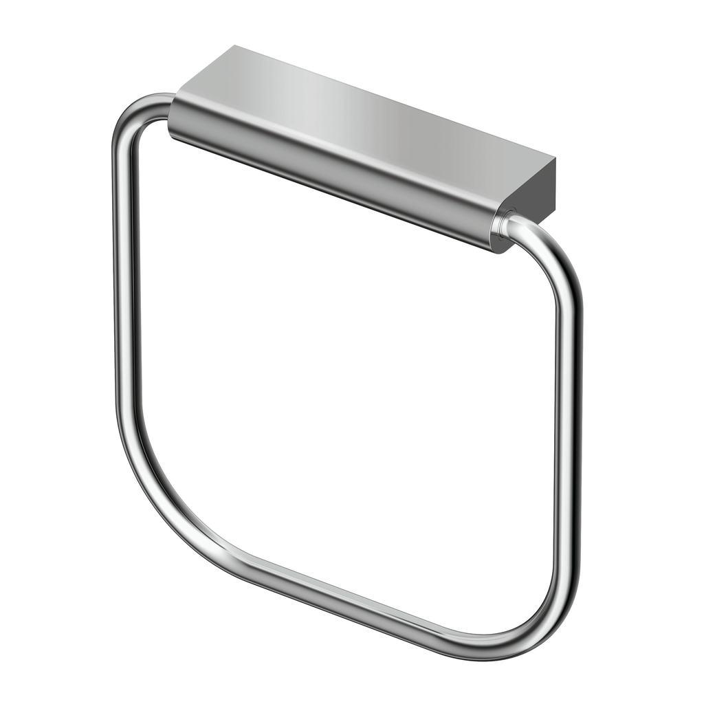 Dettagli del prodotto a9101 porta asciugamani ad anello - Porta asciugamani bidet ...