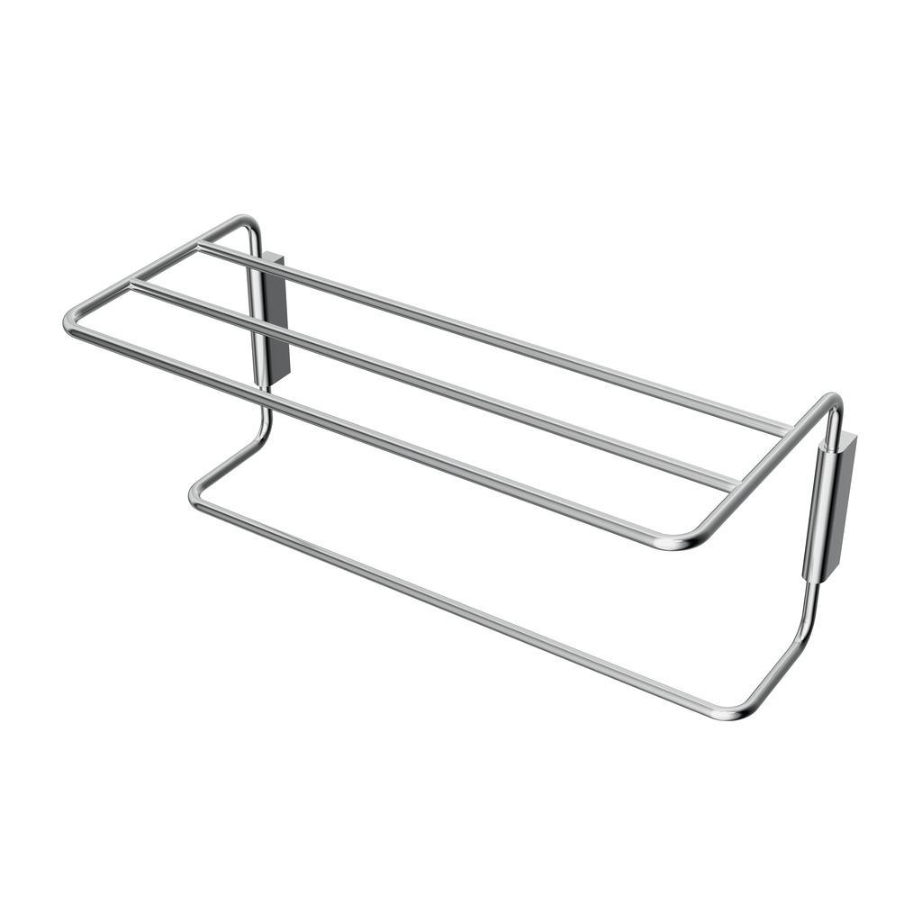 Dettagli del prodotto a9161 mensola porta asciugamani - Porta asciugamani bidet ...