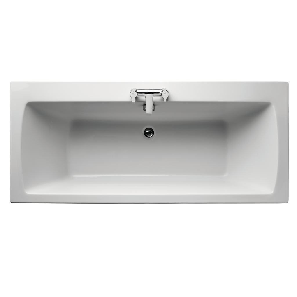 Arc 170x75cm Double Ended Bath