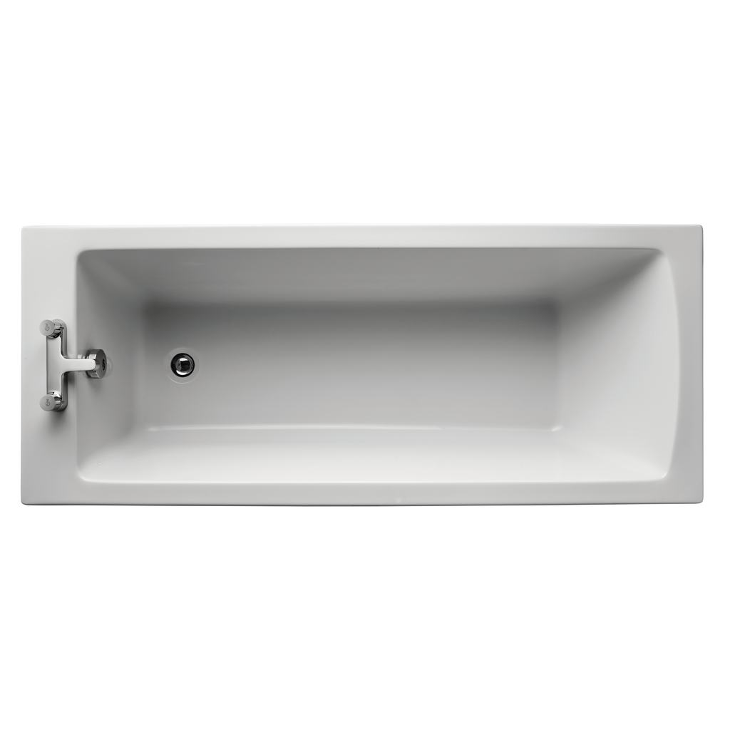 Arc 170x70cm Idealform Plus+ Rectangular Bath