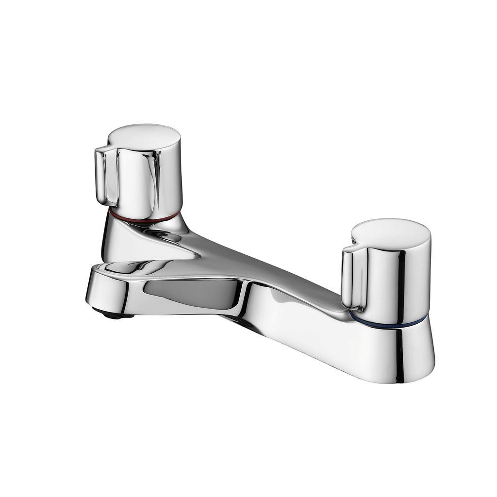 Dual Control Bath Filler
