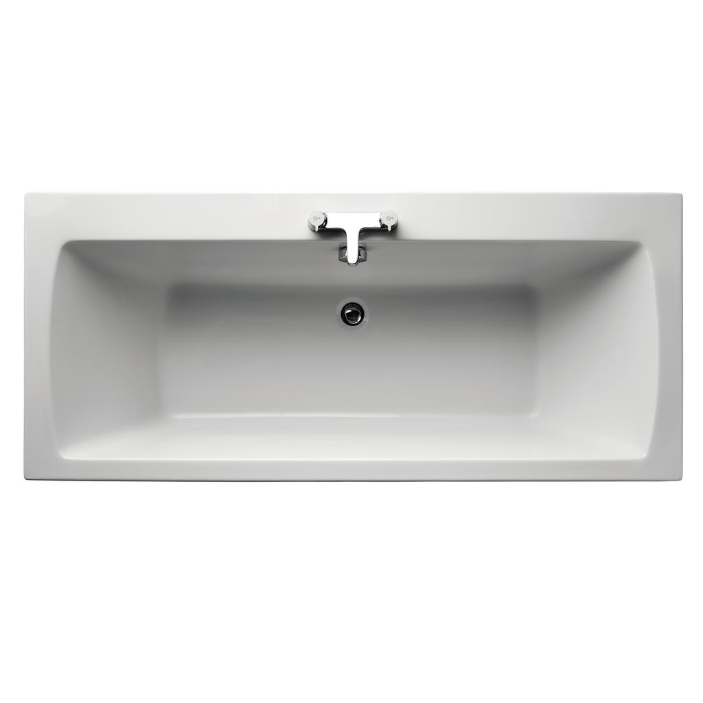 Arc 170x75cm Idealform Plus+ Double Ended Bath