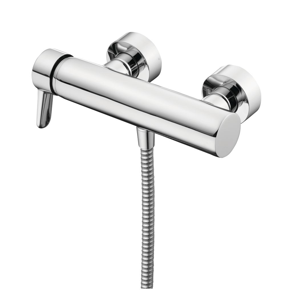 Product Details B9991 Wall Mounted Bath Shower Mixer