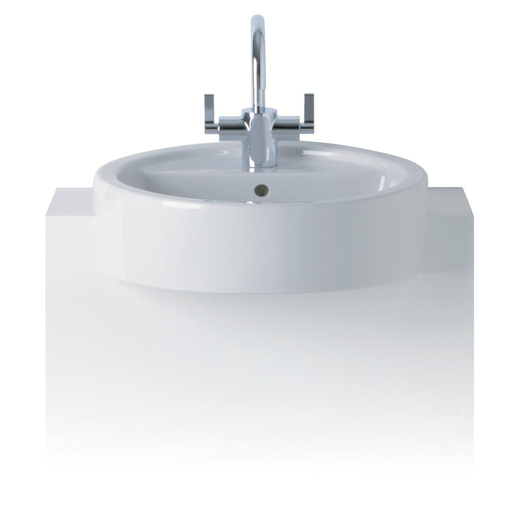 Semi-Countertop Washbasin