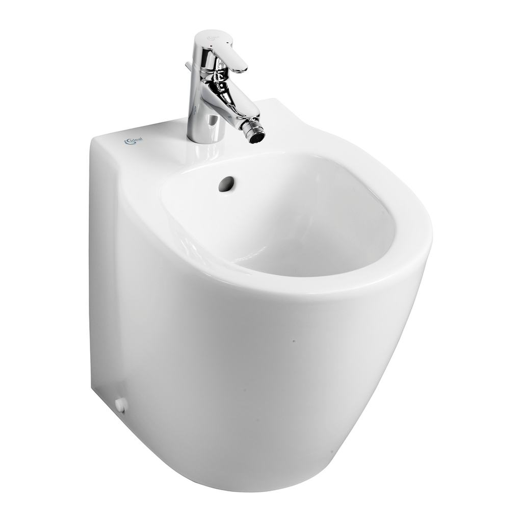 Product details e1209 floor standing bidet ideal standard for Ideal standard liuto bidet