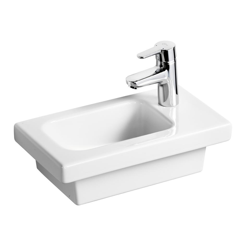Product details: E1334 | 45cm Furniture Basin, Right hand | Ideal ...
