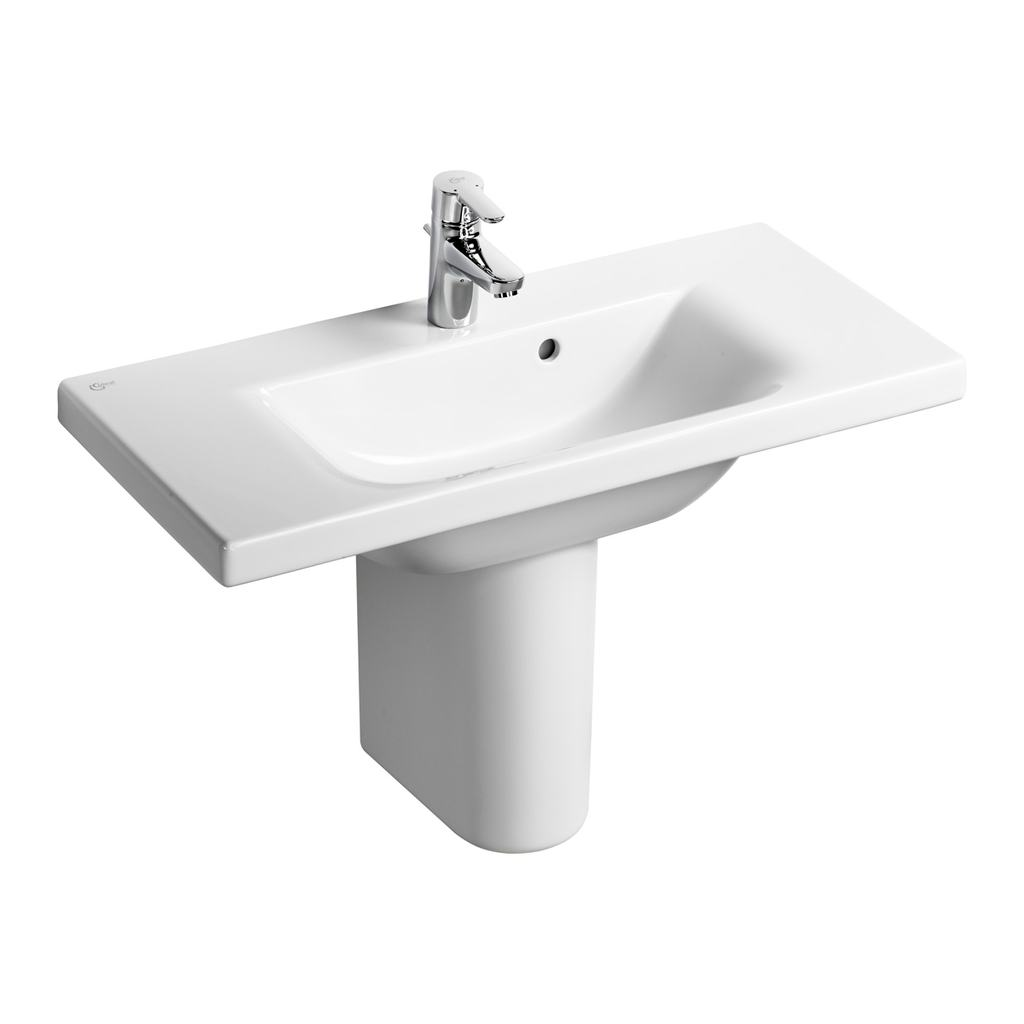 80cm Furniture or Pedestal Basin