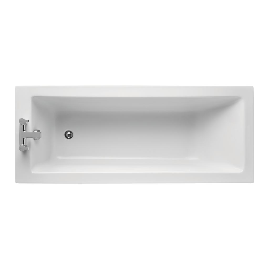 Cube 170x70cm Rectangular Bath